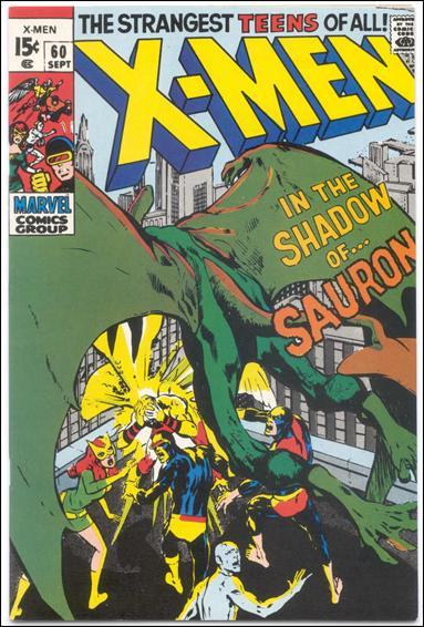 X-Men (1963) 60-C by Marvel