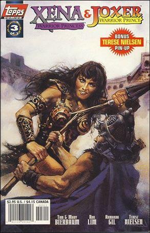 Xena: Warrior Princess/Joxer: Warrior Prince 3-B