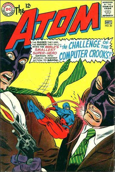 Atom 20-A by DC