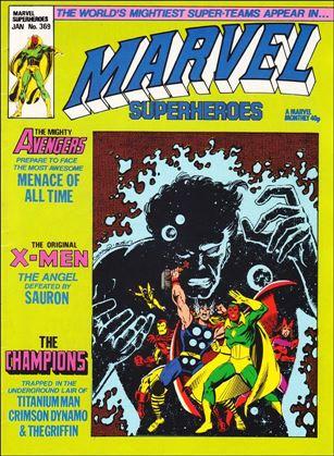 Marvel Superheroes (UK) 369-A