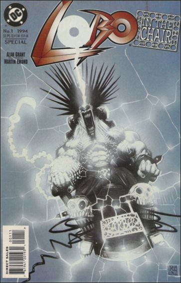 Lobo: In the Chair 1-A by DC
