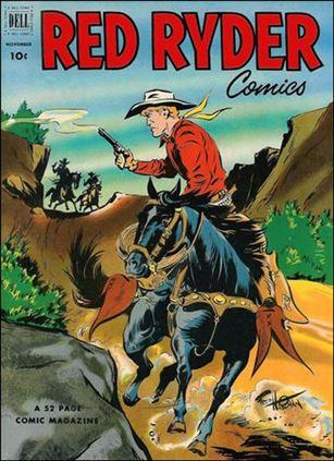 Red Ryder Comics 112-A