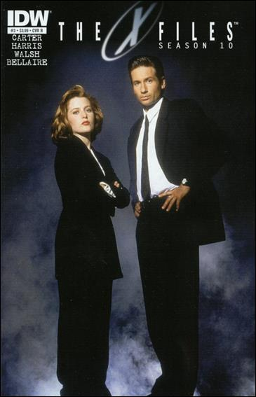 X-Files: Season 10 3-B by IDW