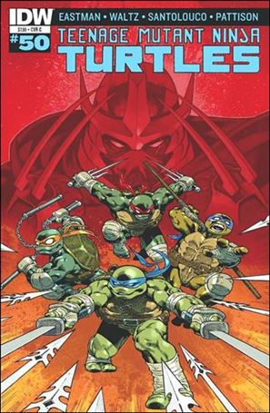 Teenage Mutant Ninja Turtles (2011) 50-C