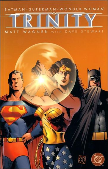 Batman/Superman/Wonder Woman: Trinity 3-A by DC