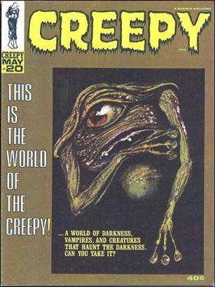 Creepy 20-A