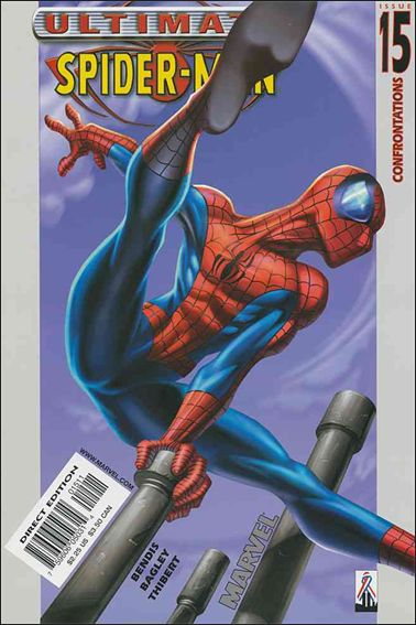 Ultimate Spider-Man (2000) 15-A by Marvel