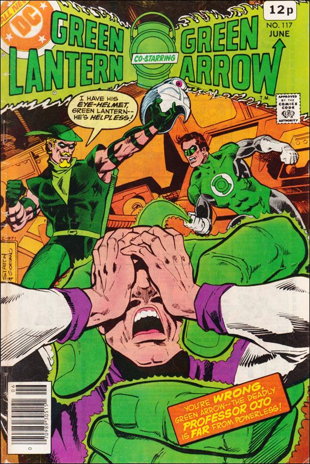 Green Lantern (1960) 117-C by DC