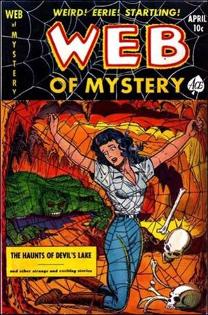 Web of Mystery 8-A