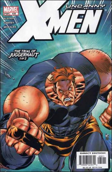 Uncanny X-Men (1981) 435-A by Marvel