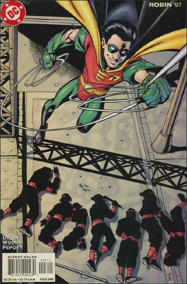 Robin (1993) 97-A by DC