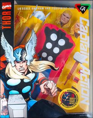 Captain Action (2012) Thor (Deluxe)
