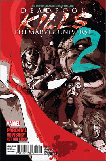 Deadpool Kills the Marvel Universe 2-A by Marvel