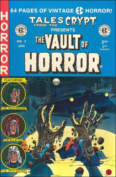 Vault of Horror (1991) 3-A by RCP