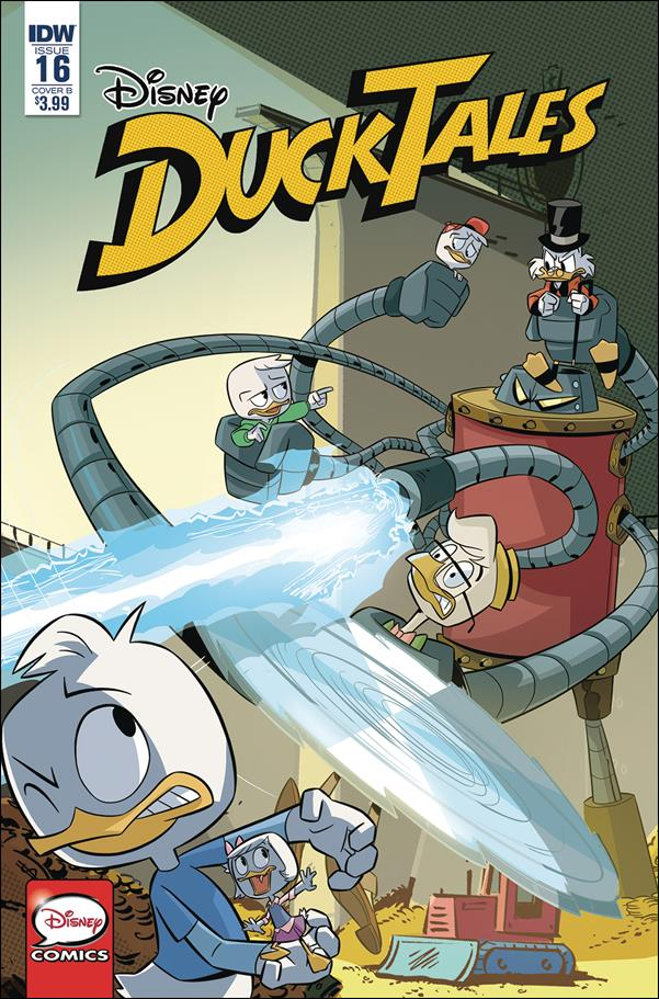 Ducktales (2017) 16-B by IDW