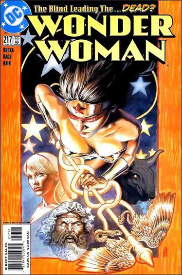 Wonder Woman (1987) 217-A by DC