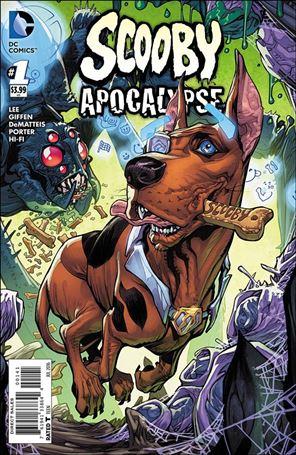 Scooby Apocalypse 1-E