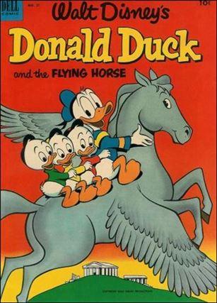 Walt Disney's Donald Duck (1952) 27-A