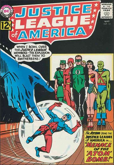 Justice League of America (1960) 14-A by DC