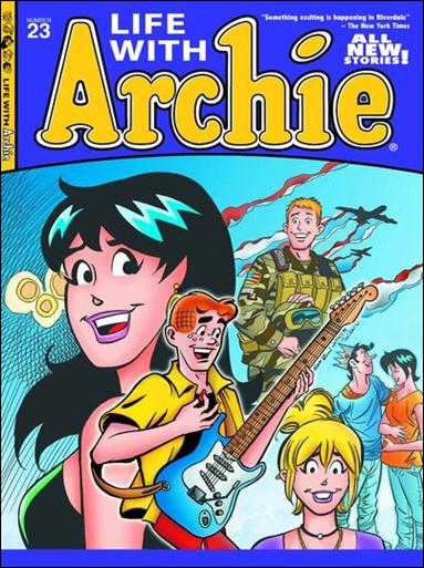 Life with Archie (2010) 23-A by Archie