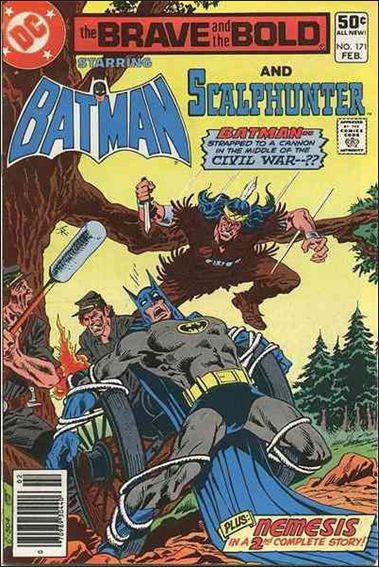 Brave and the Bold (1955) 171-A by DC