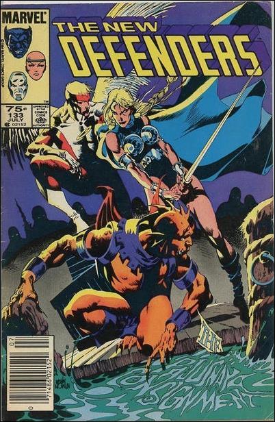 Defenders (1972) 133-B by Marvel