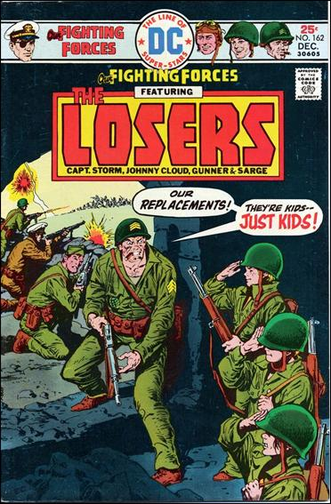Our Fighting Forces (1954) 162-A by DC