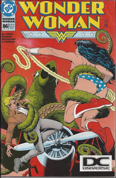 Wonder Woman (1987) 86-B by DC