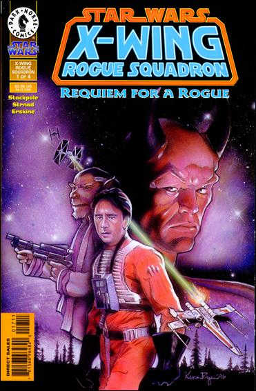 Star Wars: X-Wing Rogue Squadron 17-A by Dark Horse