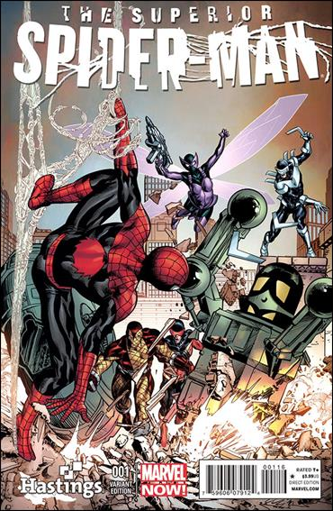 Superior Spider-Man 1-I by Marvel