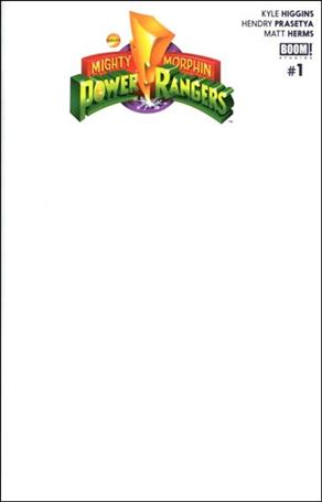 Mighty Morphin Power Rangers 1-H