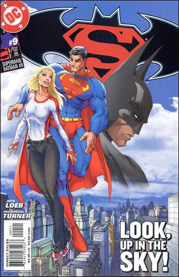Superman/Batman 9-A by DC
