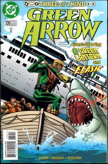 Green Arrow (1988) 130-A by DC