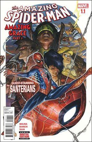 Amazing Spider-Man (2015) 1.1-A