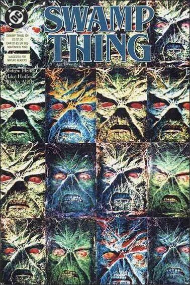 Swamp Thing (1986) 101-A by Vertigo