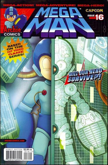 Mega Man 16-A by Archie