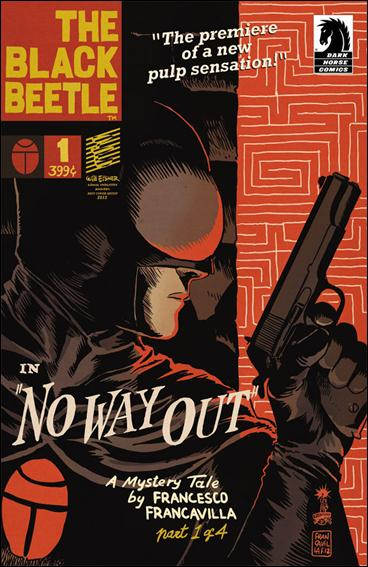 Black Beetle 1-A by Dark Horse