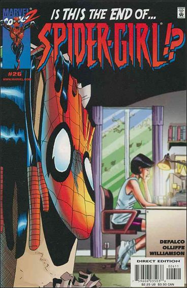 Spider-Girl (1998) 26-A by Marvel