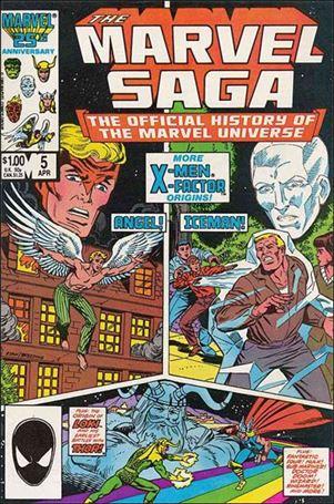 Marvel Saga 5-A