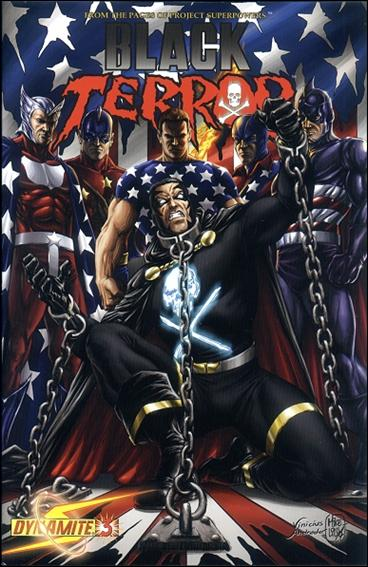 Black Terror (2008) 3-B by Dynamite Entertainment
