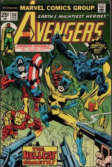 Avengers (1963) 144-A by Marvel