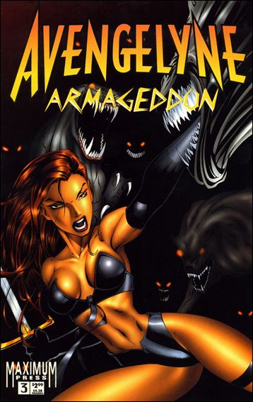 Avengelyne Armageddon 3-A by Maximum Press