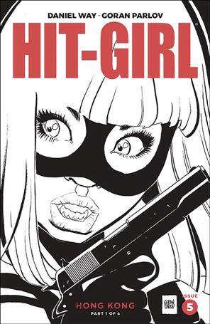 Hit-Girl Season Two 5-B