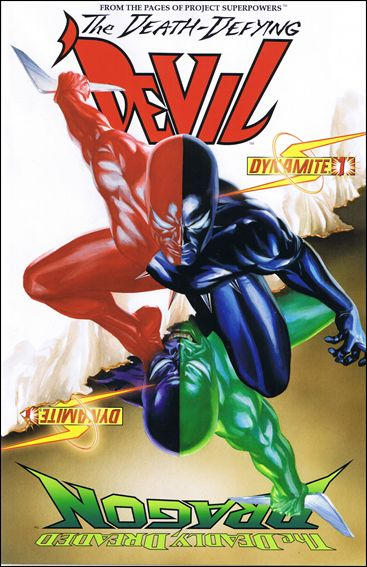 Death-Defying 'Devil 1-B by Dynamite Entertainment
