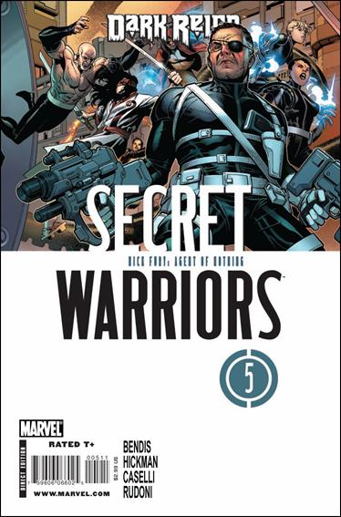 Secret Warriors 5-A by Marvel