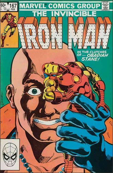 Iron Man (1968) 167-A by Marvel