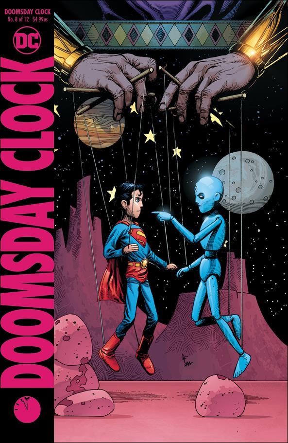 Doomsday Clock 8-B by DC