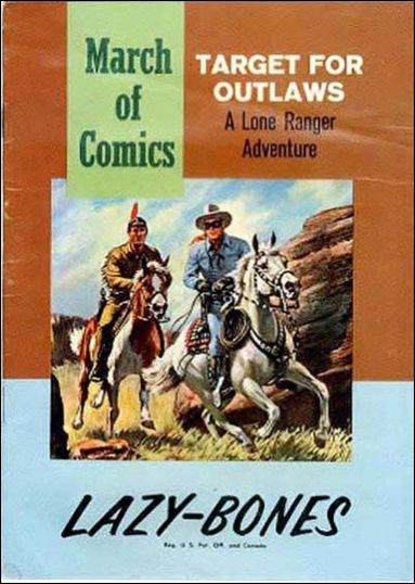 March of Comics  225-A by Western Publishing Co.