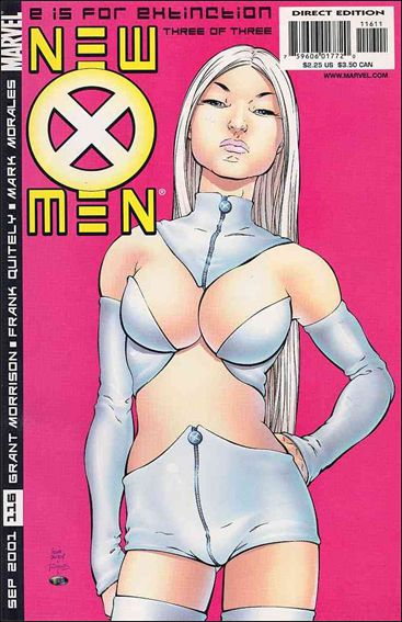 New X-Men (2001) 116-A by Marvel