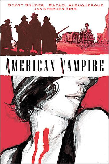 American Vampire 1-A by Vertigo